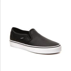 Vans Asher Slip on Sneakers
